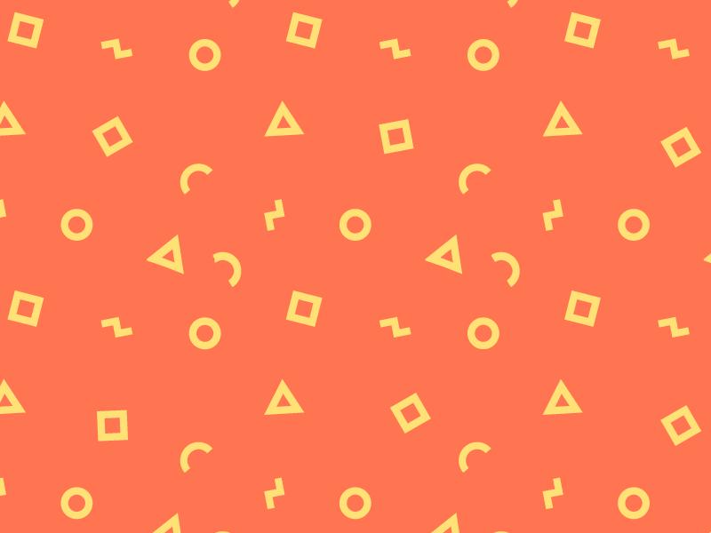 Pattern for fun pattern illustration