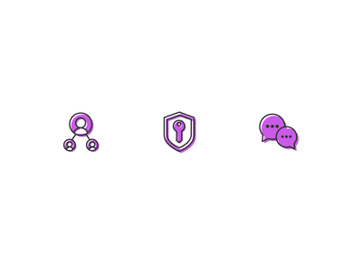 This Morning's Addition design vector illustration ui icons icon
