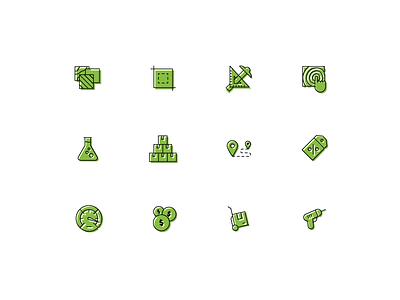 Display Icons design vector ui branding icon icons illustration