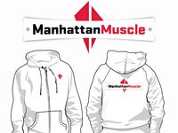 Manhattan Muscle hoodie