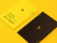 RS8 Design Business Card