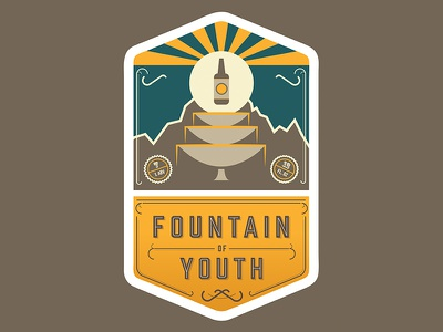 Fountain Of Youth by Wes Cowles on Dribbble