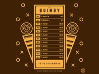 The Quimby Award - 2018