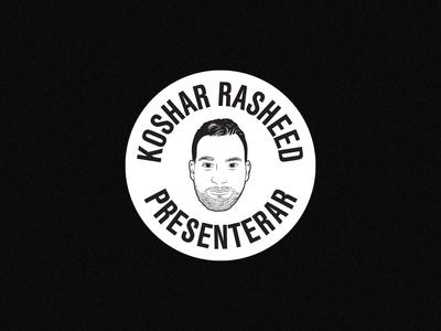 Koshar Rasheed Logo