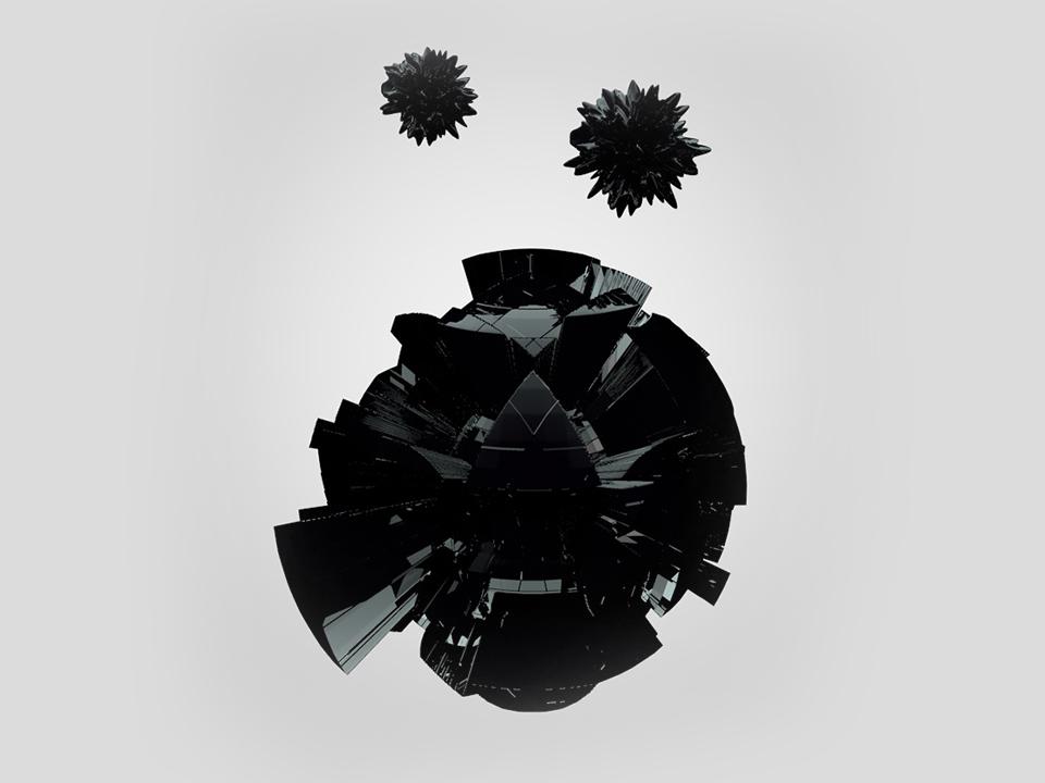 3d distorted shapes cinema 4d c4d 3d cgi imagery image motion graphic design