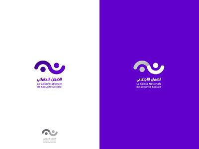 Re-Design the CNSS logo red logo design