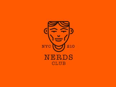 NERDS CLUB - logo