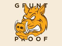 Grunt Proof