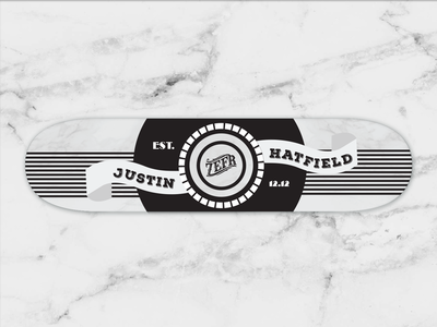 Marble Skateboard
