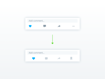 Tab Bar Changes - Viewer App product designer designer product london blue soft iconography menu ios icons