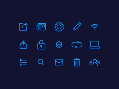 Icons product designer designer product london icon set ui sketch graphics illustration iconography web icons