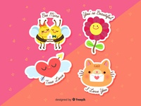 Lovely Stickers