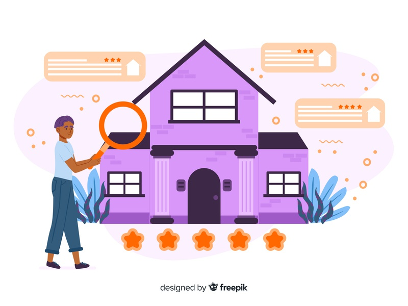 House Searching house search freepik free illustration free vector freebie house searching design vector illustration illustration
