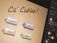 Lil' Labels [PSD]
