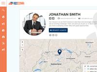 Business Profile UI