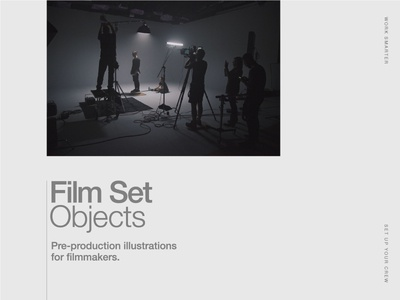Film Set Objects