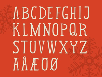 ScanFair Alphabet