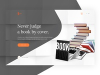 WIP-Book Landing Page
