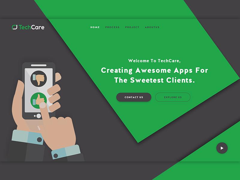 Experimental Design dark cool design mockup landing page webdesign creative