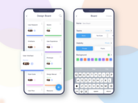 Trello Redesign Concept: iOS Application
