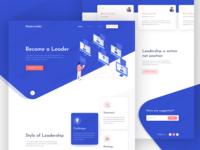 Landing Page- Website