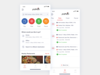 Pathao App Platform Redesign | iOS Application