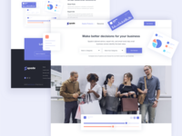 Spade Website Redesign
