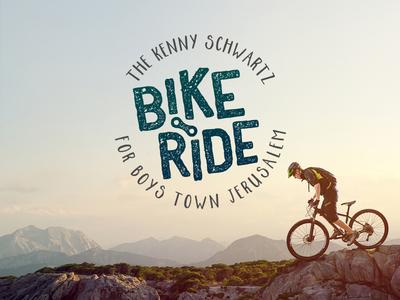 Charity Bike Race Logo