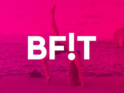 BF!T Personal Training Logo