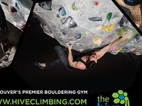 Hive Climbing Vancouver