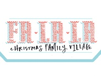 Fa - La - La: Christmas Family Village