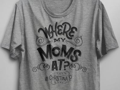 T-shirt design WMMA