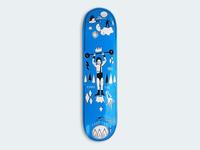 Last Try Skateboard Deck