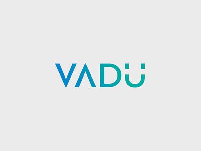 Vadu Rebrand vadu startup consultancy branding logo identity
