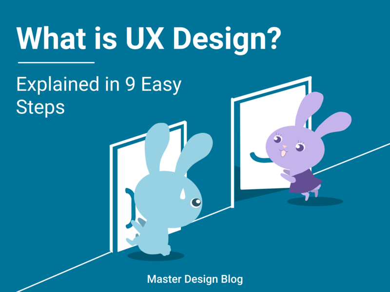 UX Design Explained in 9 Easy Steps ui  ux uxui design uxuidesign ux designer ux  ui ux design ux
