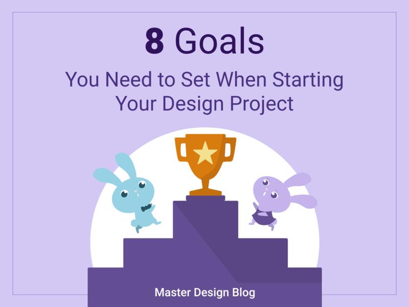 8 UX Design Goals to Set When Starting Your Design Project ux ui workflow ux web ui design user experience user experience ux ui ux ux  ui ux design