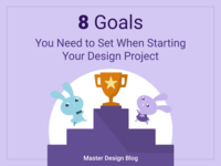 8 UX Design Goals to Set When Starting Your Design Project