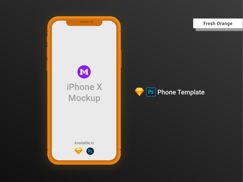 iPhone X Clay Template/Mockup [PSD] [Sketch] photoshop mockup photoshop templates photoshop template psd design psd mockups iphone template iphone xs mockup iphone x iphonexs iphone xs iphone mockup template iphone mockup iphone x mockup iphone mockups mockup template sketch psd mockup psd template sketch template orange
