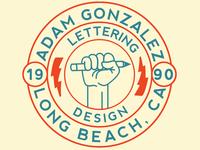 Adam Gonzalez Badge