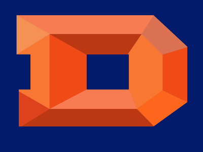 36daysoftype_D! 36daysoftype d beveled convex