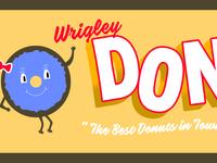 Wrigley Donut Shop