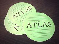 Atlas Stickers
