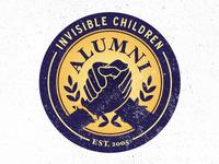 Invisible Children Alumni logo 3