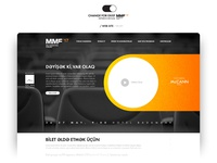 Web site for Marketing Event 2017