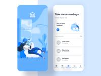 Building company's App