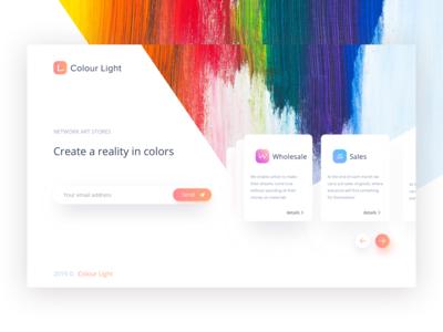 Colour Light Store