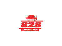 828 Logistics Logo