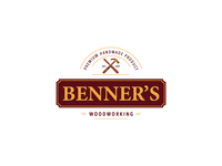 Benners Woodworking Logo