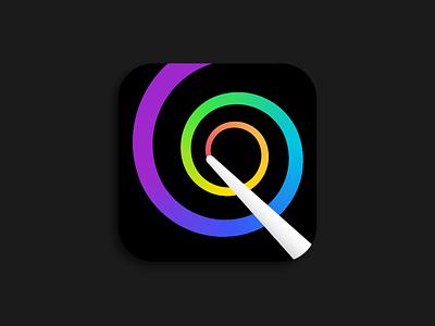 Procreate App Icon getcreativewithprocreate