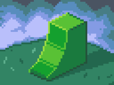 Pixel Art Challenge Day #2